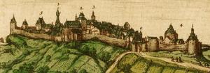 Limbourg - Image: Limburg 1600