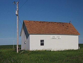 Lime Lake Township, Murray County, Minnesota - Lime Lake Township Hall