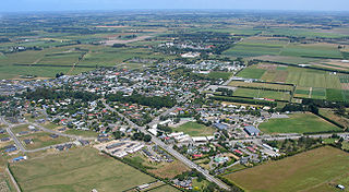 Lincoln, New Zealand Minor urban area in South Island, New Zealand