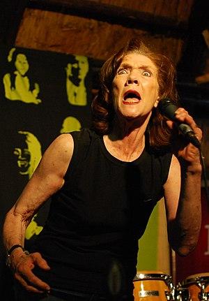 Linda Marlowe - Marlowe in 2010
