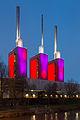 Linden power plant Elisenstrasse Ihme river Linden-Nord Hannover Germany 02.jpg