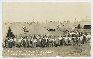 Camp Doniphan, Oklahoma