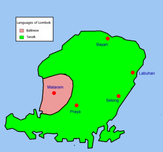 language spoken in Lombok island