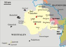 Lippe Land Wikipedia