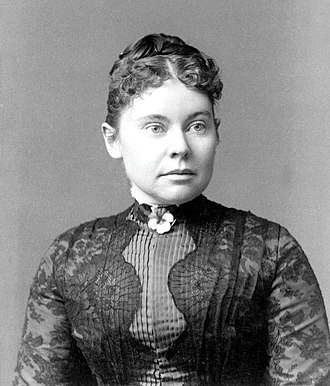 Lizzie Borden - Borden in 1890