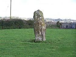 Menhir de Llanddyfnan
