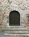 Llauro Église Saint-Martin portail.jpg