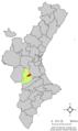 Localització de Navarrés respecte del País Valencià.png