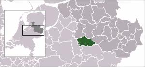 Roman Catholic Diocese of Deventer - Image: Locatie Deventer