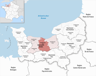Arrondissement of Caen Arrondissement in Normandy, France