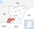 Locator map of Kanton Cossé-le-Vivien 2019.png