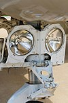 Lockheed T-33A-5 Shooting Star - Wheel Lights (38088133941).jpg
