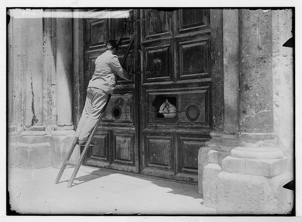 Locking Church of the Holy Sepulchre (1900)