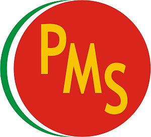 Popular Socialist Party (Mexico) - Image: Logo PMS
