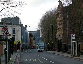 North Woolwich Human settlement in England