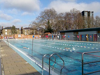 London Fields - London Fields Lido