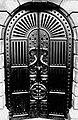 London - Brompton Cemetery - Snake Doors (4887843028).jpg