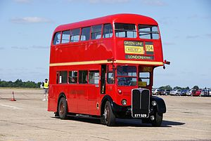 London Transport bus RT1702 (KYY 529), 2010 North Weald bus rally.jpg