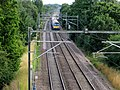 London bound - from the new footbridge at Widford - August 2015 - panoramio.jpg