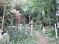 Long forgotten graves, Leverington Road cemetery, Wisbech - geograph.org.uk - 1504650.jpg
