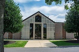 Mount Olivet Cemetery (Washington, D.C.) - Chapel at Mount Olivet Cemetery.