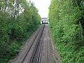 Looking N along railway line from Ashford - geograph.org.uk - 800653.jpg