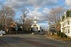 Looking north on Main St, Essex MA.jpg