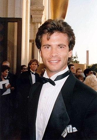 Lorenzo Lamas - Lamas-Craig at the 1989 Academy Awards