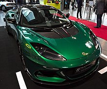 Lotus Evora - Wikipedia