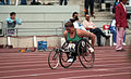 Louise Sauvage, Australian athlete at the 1992 Paralympic Games.jpg