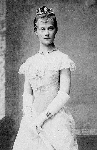 Louise d'Orléans (1869–1952) - Image: Louise d'Orléans, Princess of Bavaria