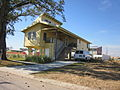 Lower 9th Nov 2010 New Yellow House.JPG