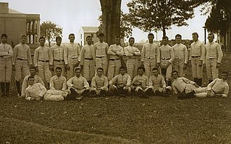 1894 LSU football team - Image: Lsu tigers 1894