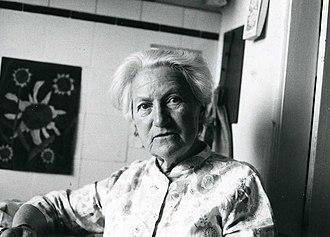 Lucienne Bloch - Image: Lucienne Bloch, 1960