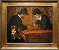 Ludovico carracci, due giocatori di scacchi, 1590 ca., cane.jpg