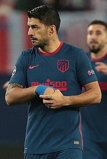 Luis Suárez Uruguayan footballer