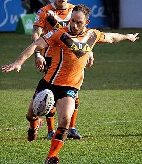 Luke Gale England international rugby league footballer