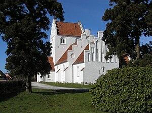 Lundtofte - Lundtofte church