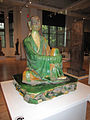 Luohan (arhat) 羅漢 at Royal Ontario Museum (6221865645).jpg