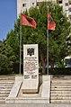 Lushnjë, Albania 2019 17 – Independence monument.jpg