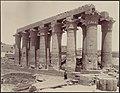 Luxor, vue du temple cote ouest MET DP112667.jpg