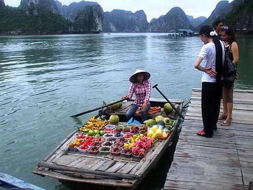 Một số trái cây Việt Nam