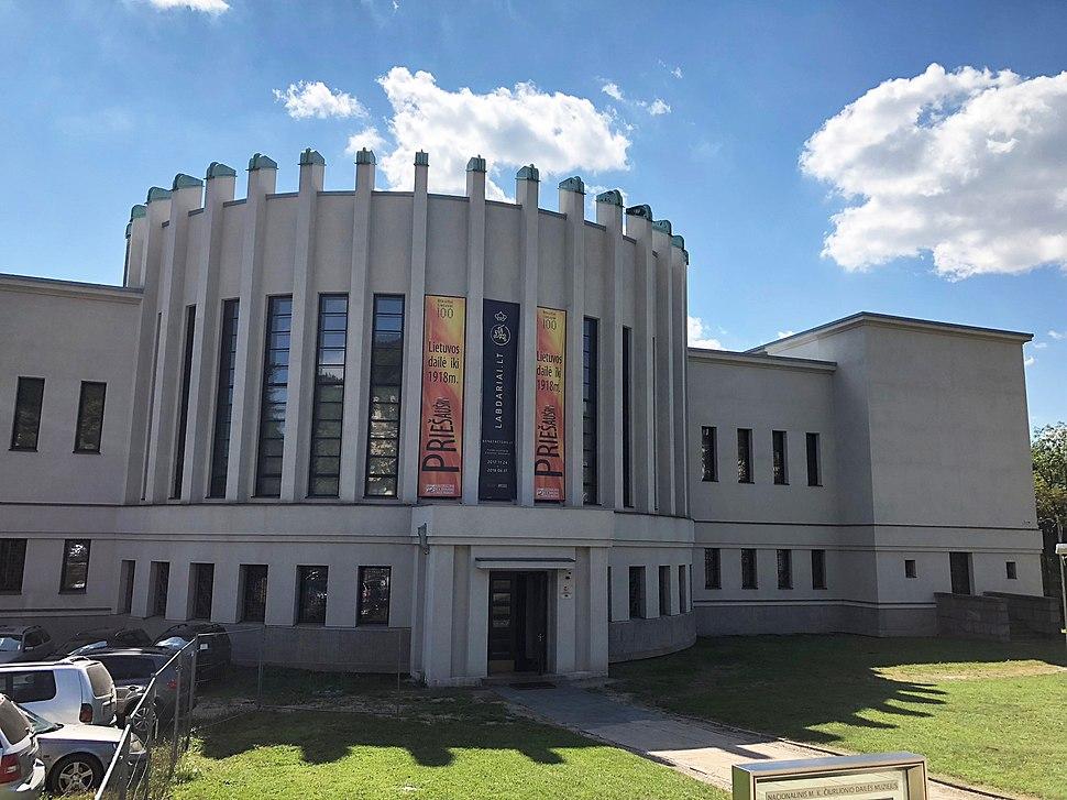 M. K. Ciurlionis National Art Museum (2018)