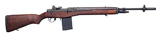 Battle rifle - American M14