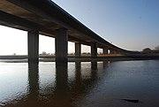 M5 Bridge crosses the River Exe - geograph.org.uk - 1109085