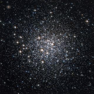 Messier 72 Globular cluster in the constellation Aquarius