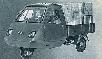 MEBEA - Small but tough: MEBEA ST150 (1970)