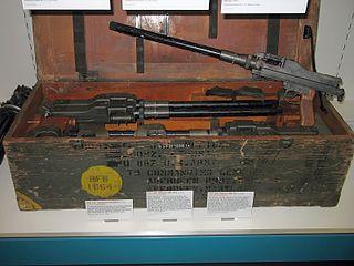 MG 81 machine gun Machine gun