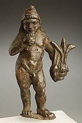 Statuette de Mercure (25569)
