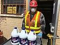 MTA Distributes N95 Masks to Frontline Employees (49747178952).jpg